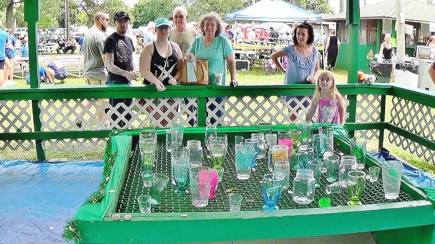 St Patricks Irish Picnic McEwen TN Game Booth