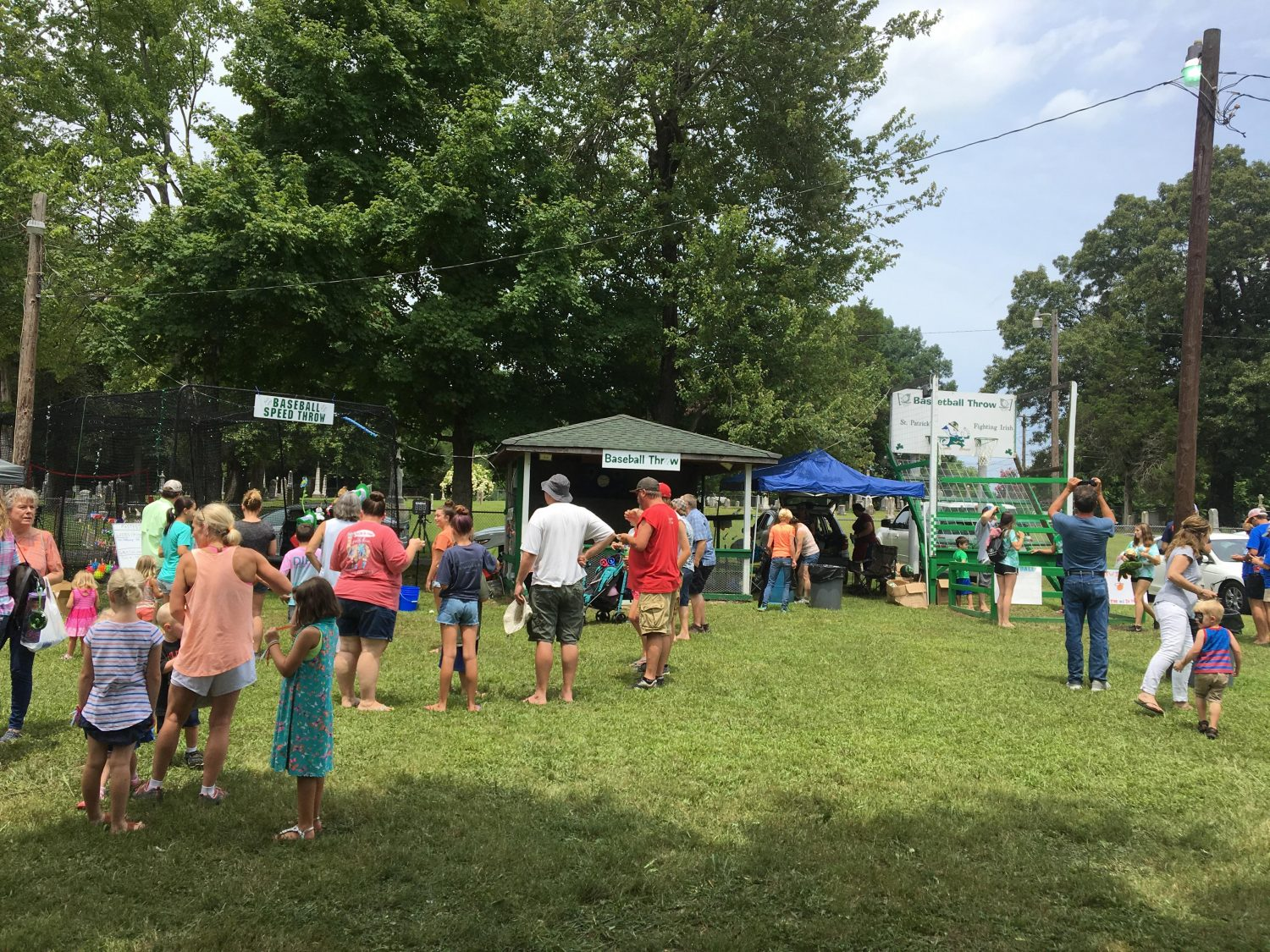 beat the heat this summer in nashville festival irish picnic