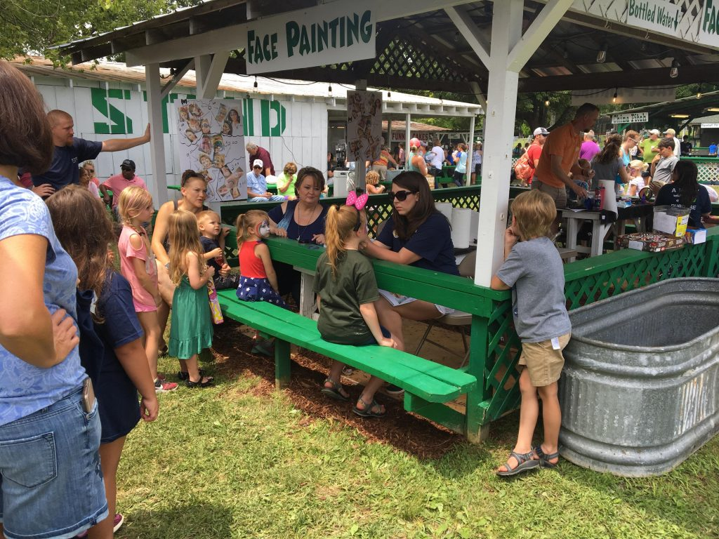 family friendly things to do in tennessee summer festival