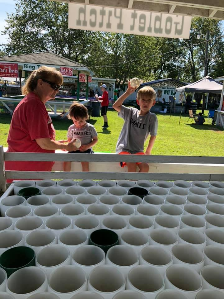 festival games to play at the irish picnic mcewen tennessee